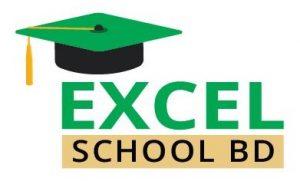 Logo Excel School BD