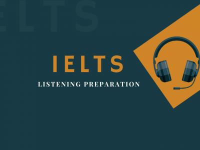 IELTS Listening Preparation