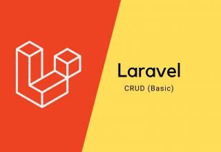 Laravel-CRUD (Basic)