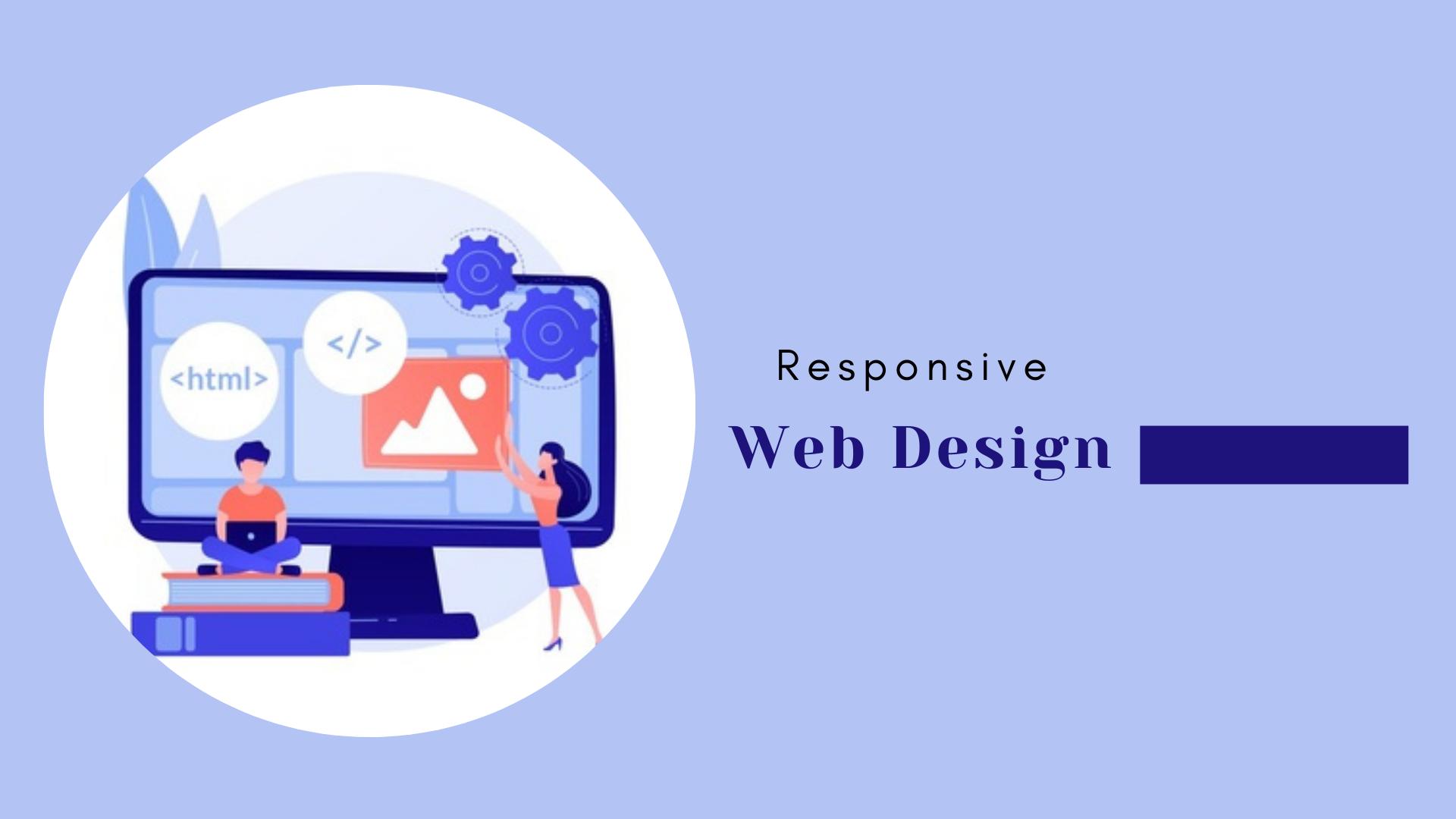 Responsive Web Design course image