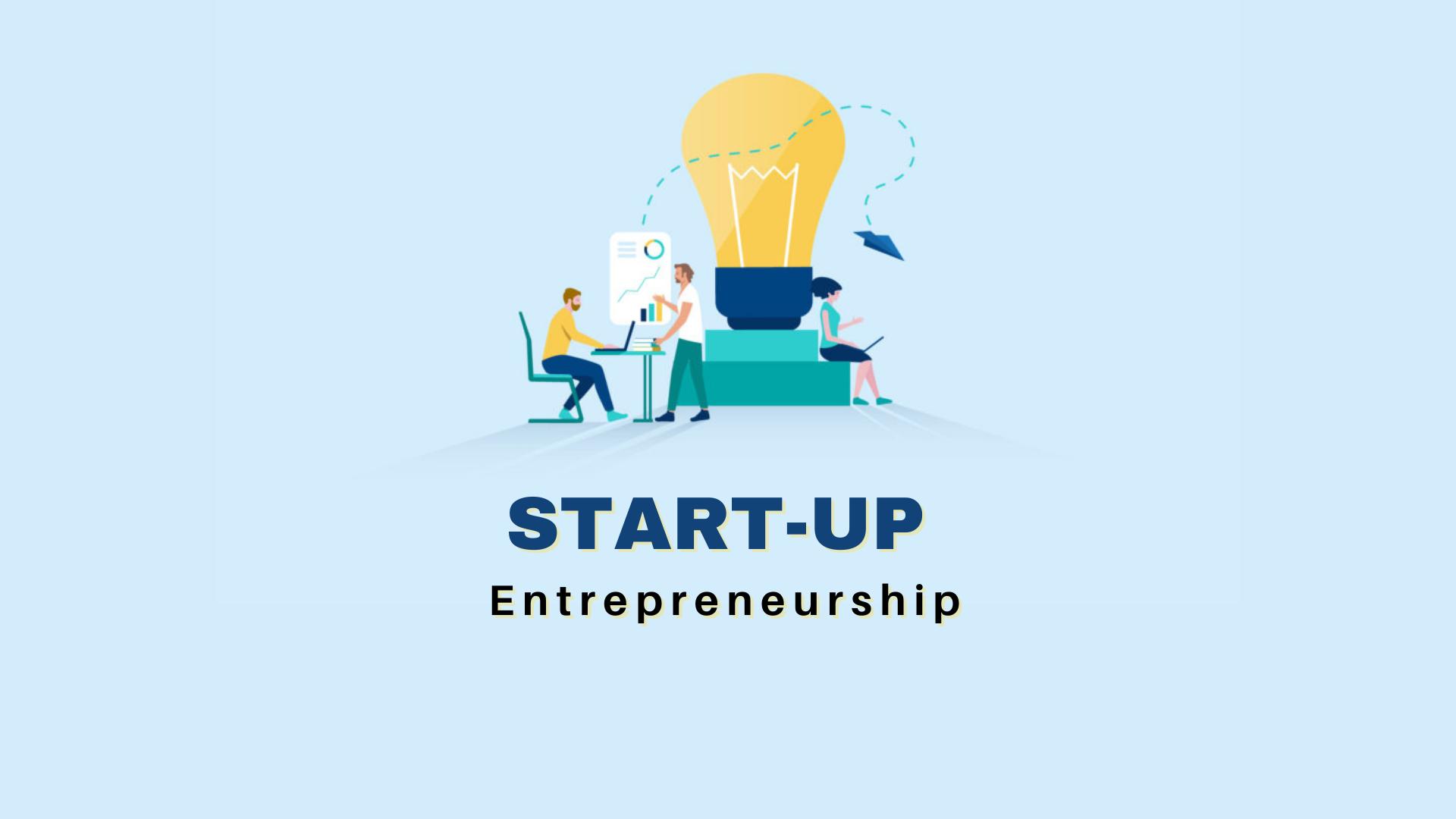 Start-up Entrepreneurship course image